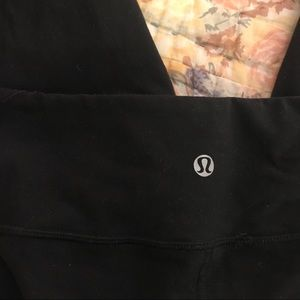 Lululemon Athletics Crop Leggings